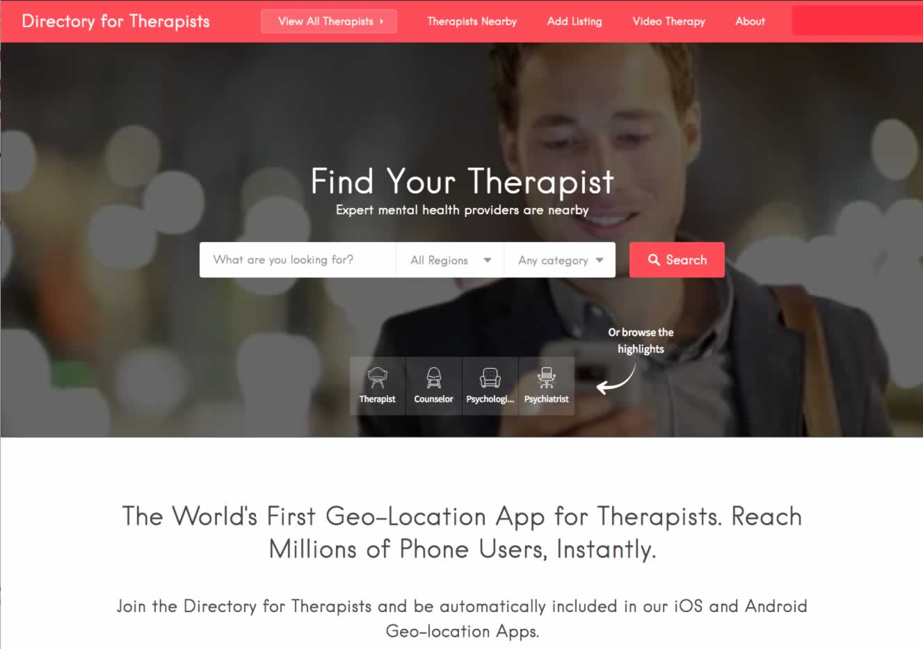 directory-for-therapists